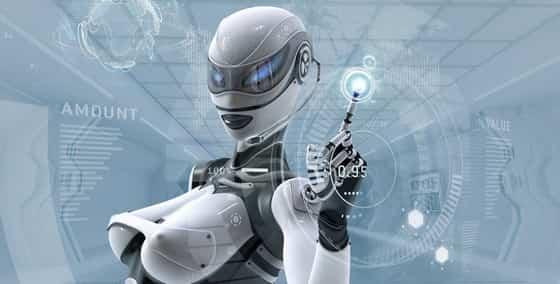 Автоматический робот аби