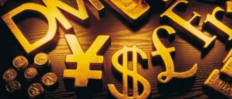 Корреляция валютный пар